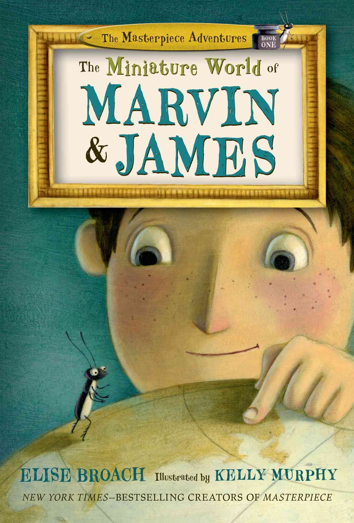 The Miniature World of Marvin and James By Broach, Elise/ Murphy, Kelly (ILT)
